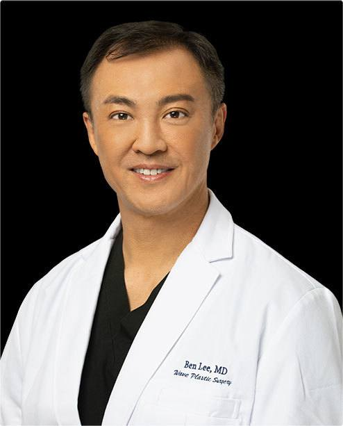Plastic Surgeon Ben Lee