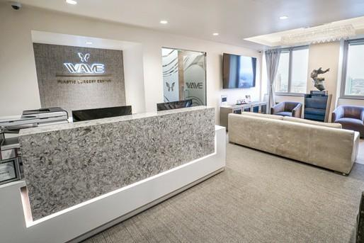 San Francisco Wave Plastic Surgery interior photo